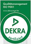 Logo Dekra Siegel