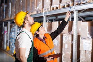 Verlässliche Mitarbeiter bringen Ihre Ware ans Ziel