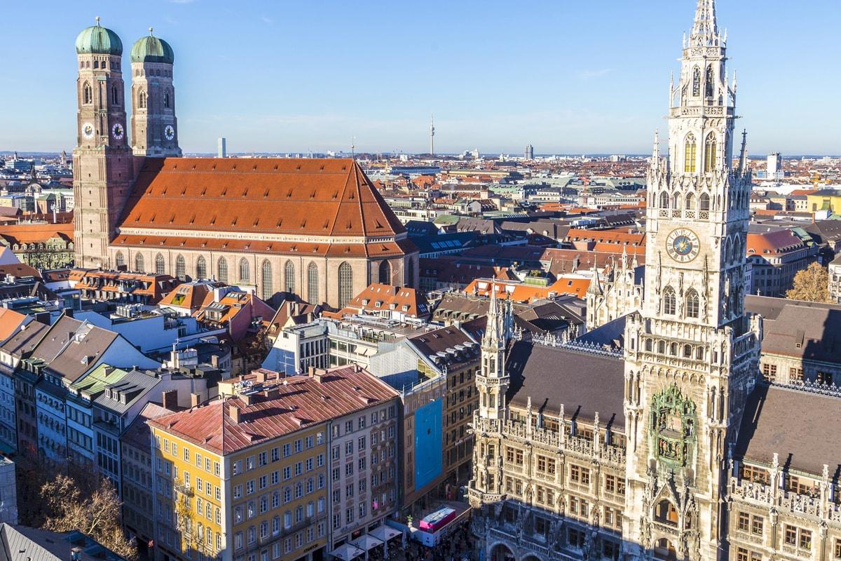 Kurierfahrten von und nach München